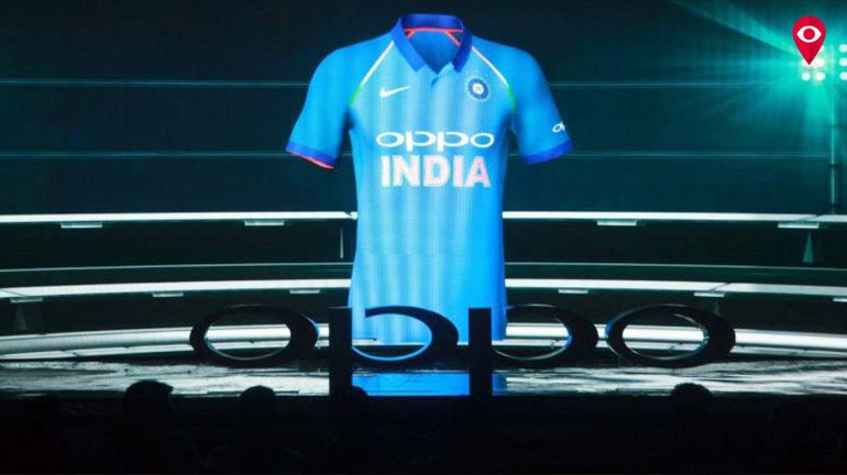 New Jersey for Indian Cricket Team