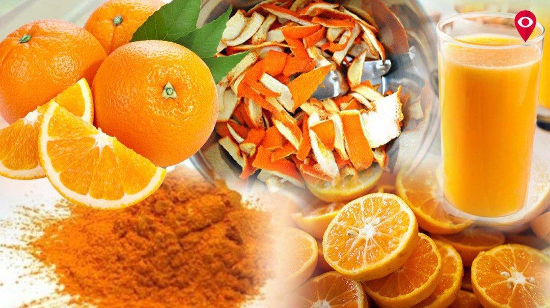 संत्र्याचे हे उपयोग तुम्हाला माहीत आहेत का?