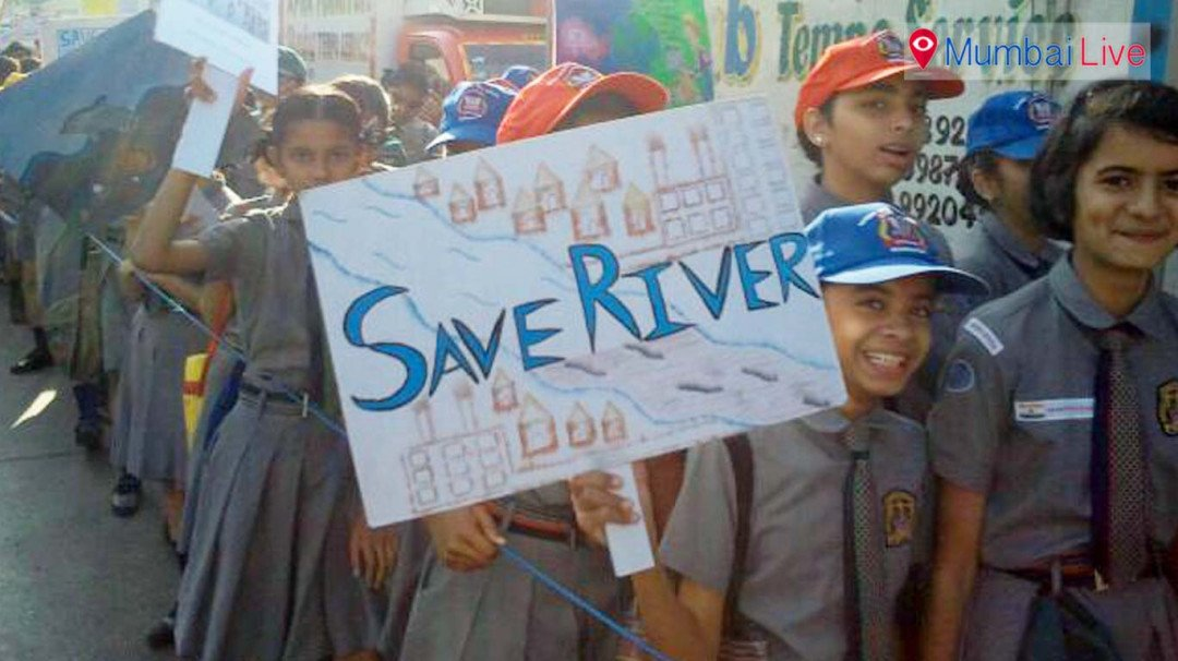 River March's 'Walkathon' to save Mumbai's rivers