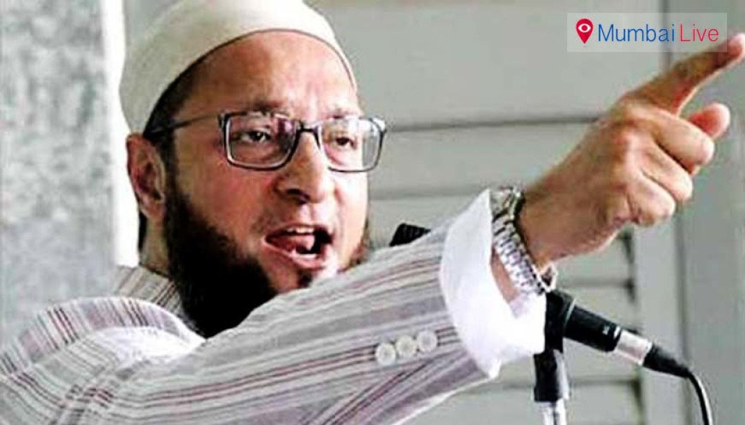 Owaisi's statement irks BJP