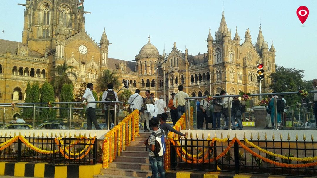 Now click BMC HQ, CST bldg fearlessly from 'Darshani Gallery'