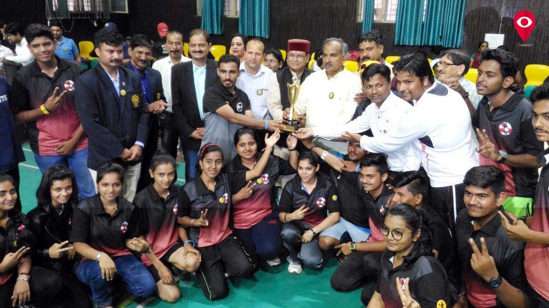 पिकलबॉल स्पर्धेत मुंबईच्या अतुल एडवर्डला सुवर्ण तर आशिष महाजनला रौप्य पदक