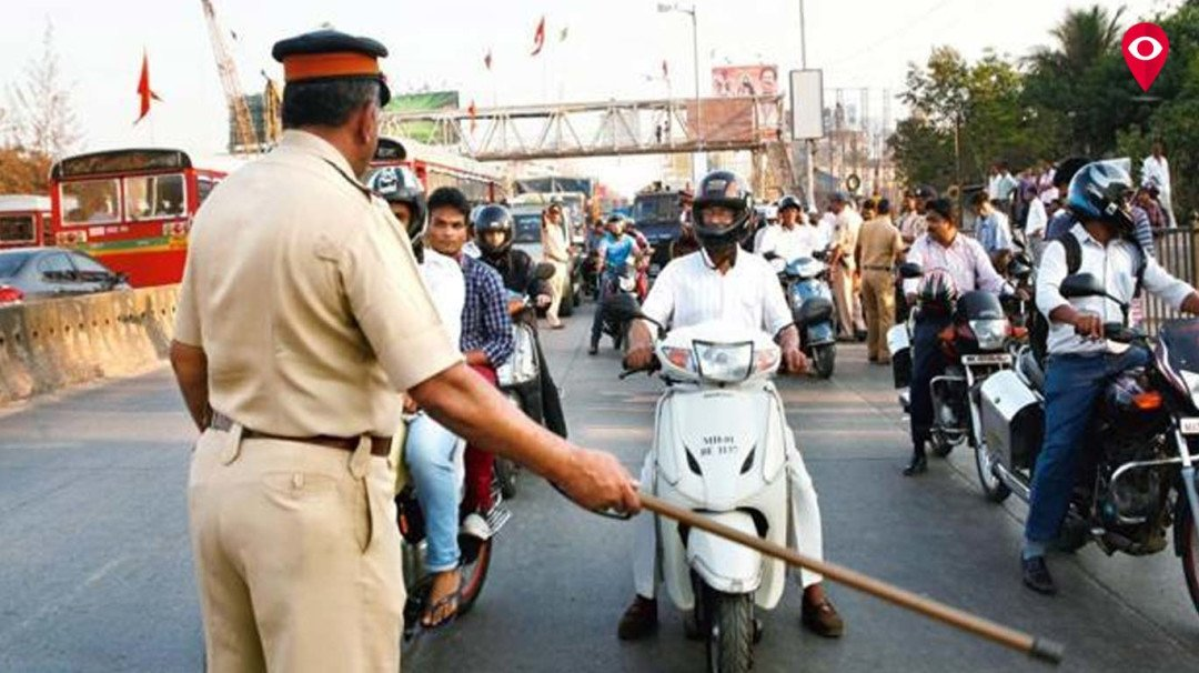 Regular police to regulate traffic along with traffic police