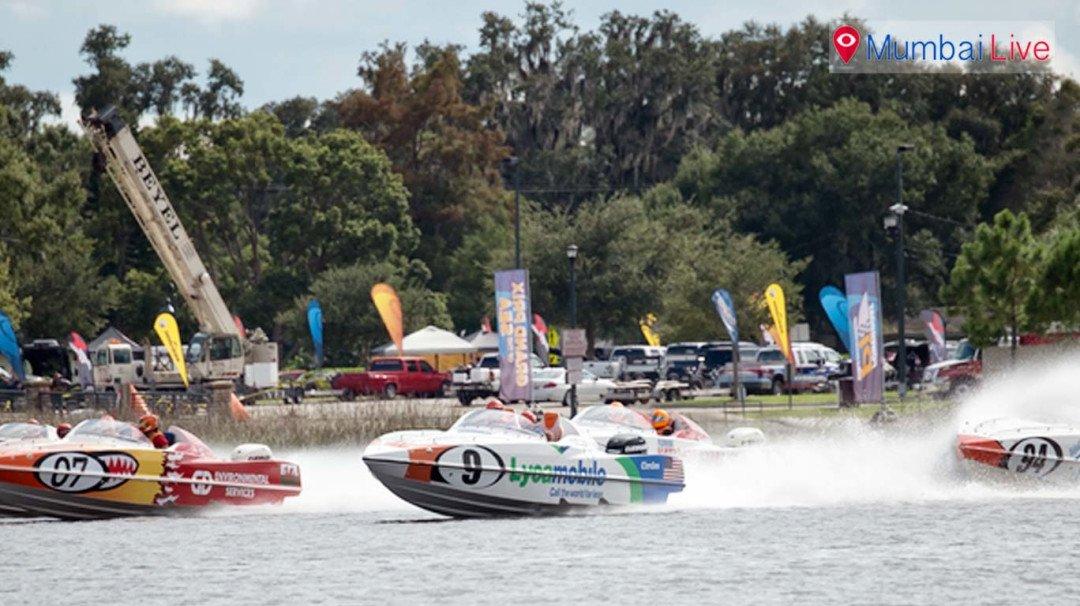 Powerboat Racing in Mumbai