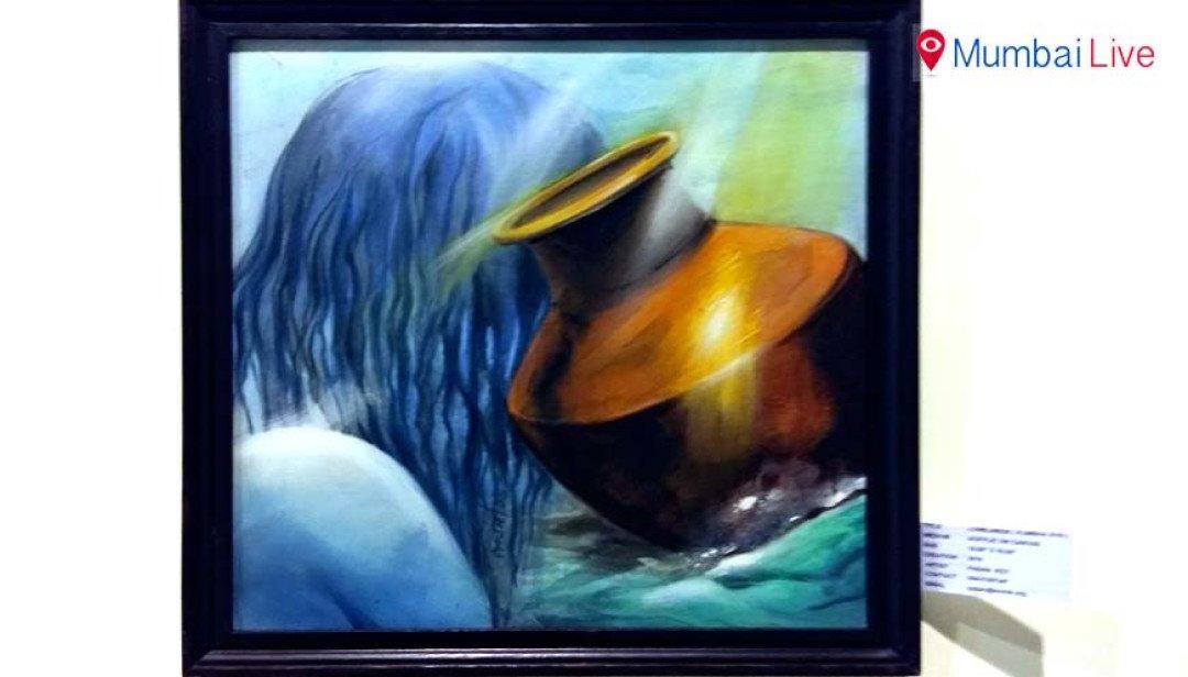 पेंटिंग्स पर दिखेगा झारखंड