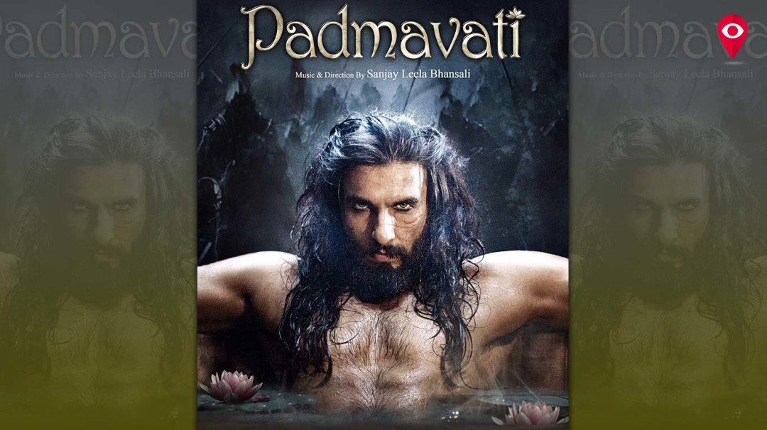 Ranveer Singh's look as 'Alauddin Khilji' in Padmavati unveiled