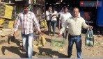 Animal smugglers held in Crawford Mkt