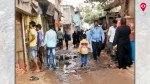 Palwadi road in bad state