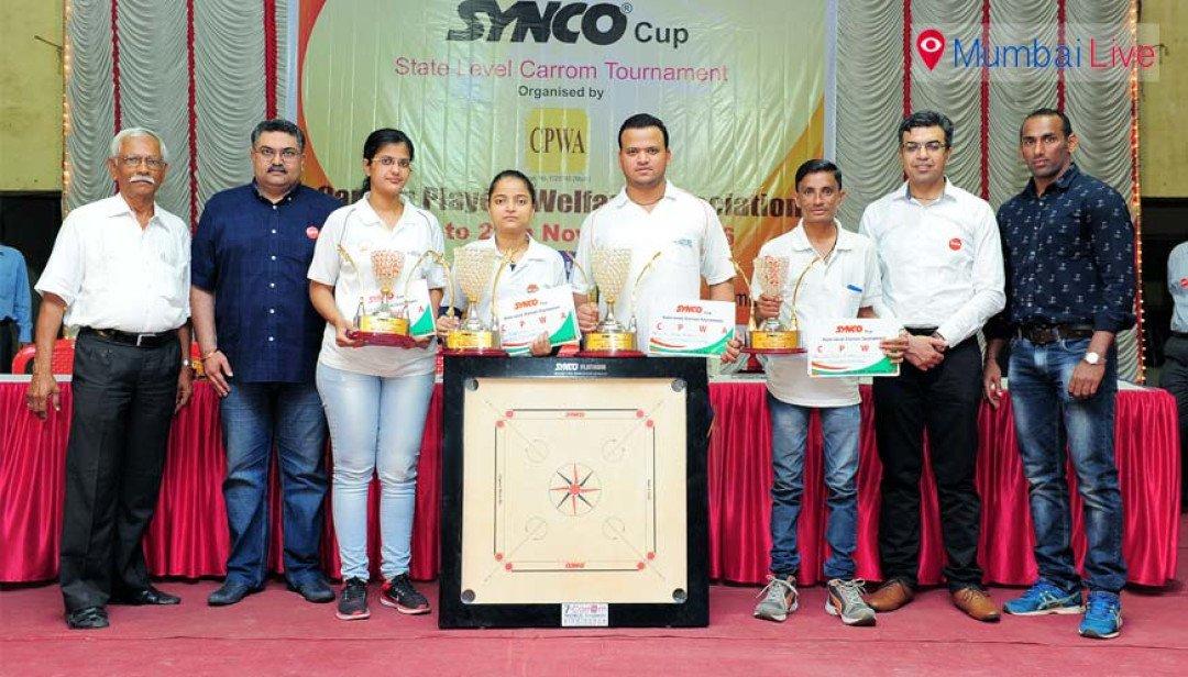 Yogesh, Kajal Kumari win Synco Cup