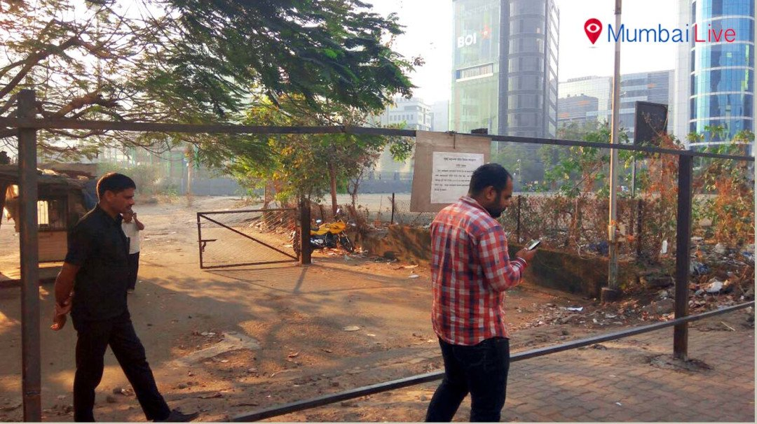 Parking issue in BKC becomes grim