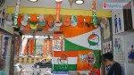 Political parties' merchandise hits markets