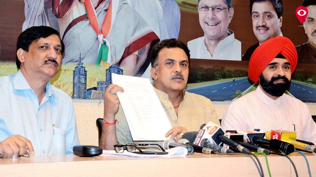 Nirupam opposes land allotment to Patanjali