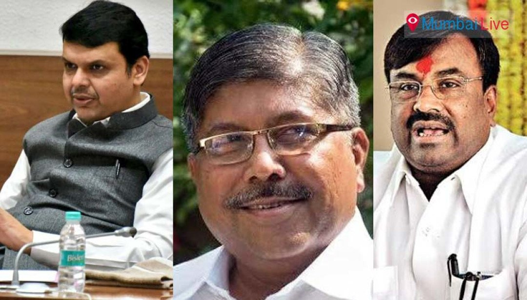 Chandrakant Patil elevated to 2nd position in Assembly