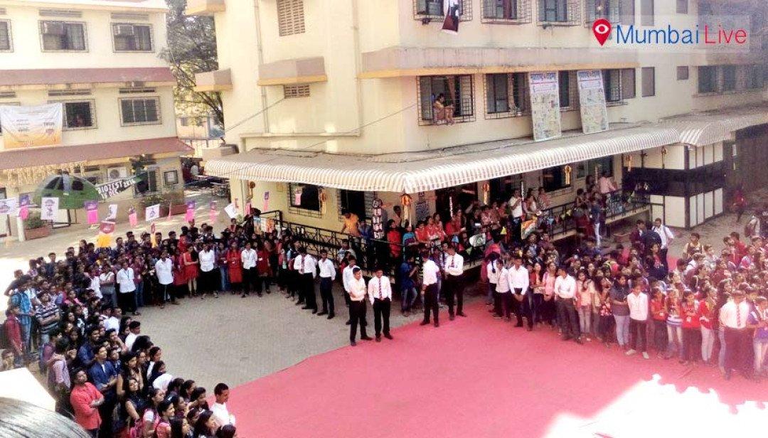 पाटकर कॉलेजमध्ये मटा कार्निव्हलचं आयोजन