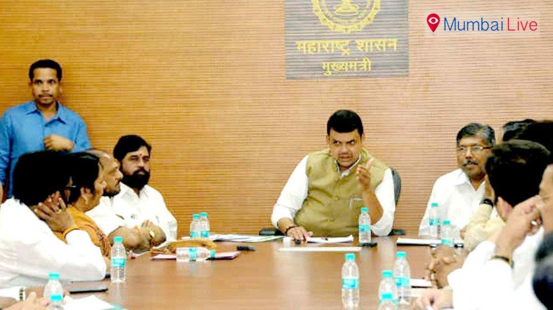 Maharashtra Budget Session- Shiv Sena targets BJP