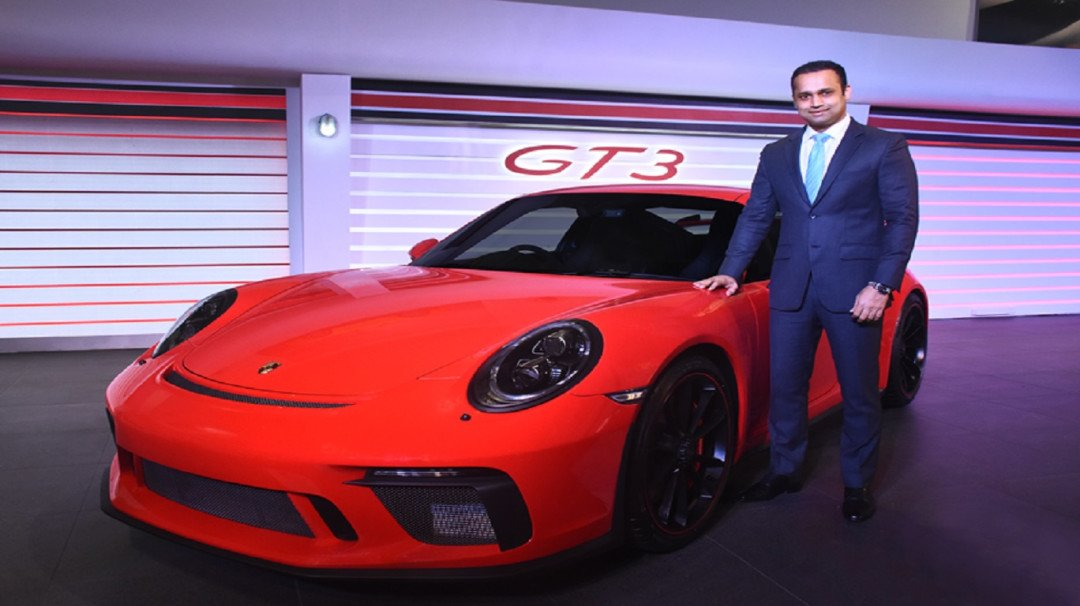 Porsche India launches the new 911 GT3