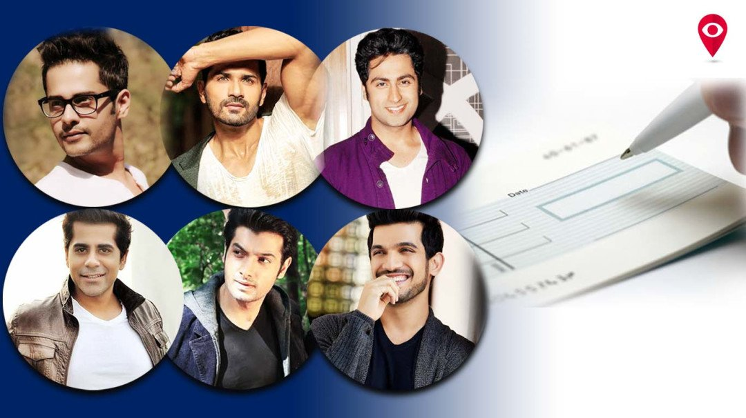 Leading actors from TV town talk about their first pay cheque