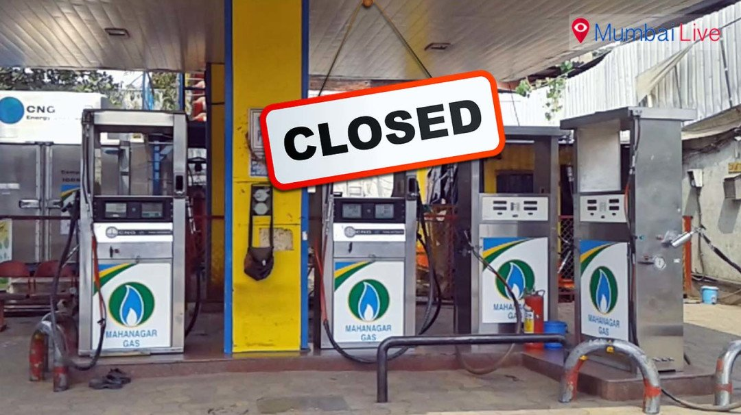 18 CNG stations in suburbs closed after pipeline burst in Malad