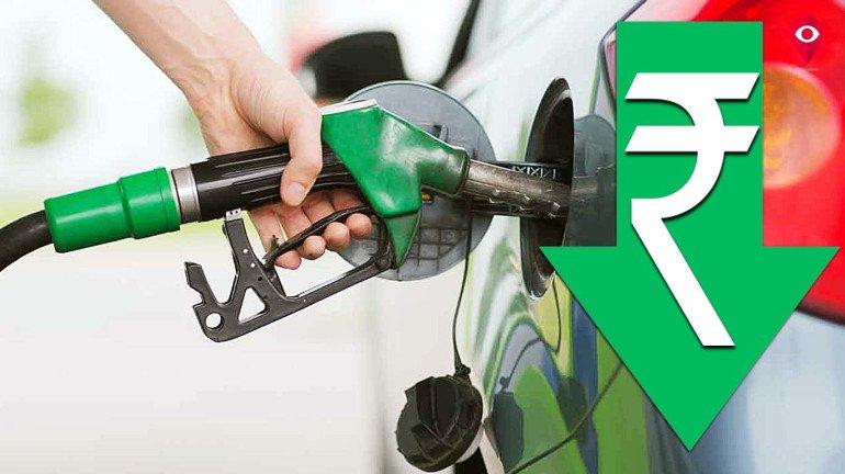 मंगळवारी मध्यरात्रीपासून पेट्रोल-डिझेल स्वस्त