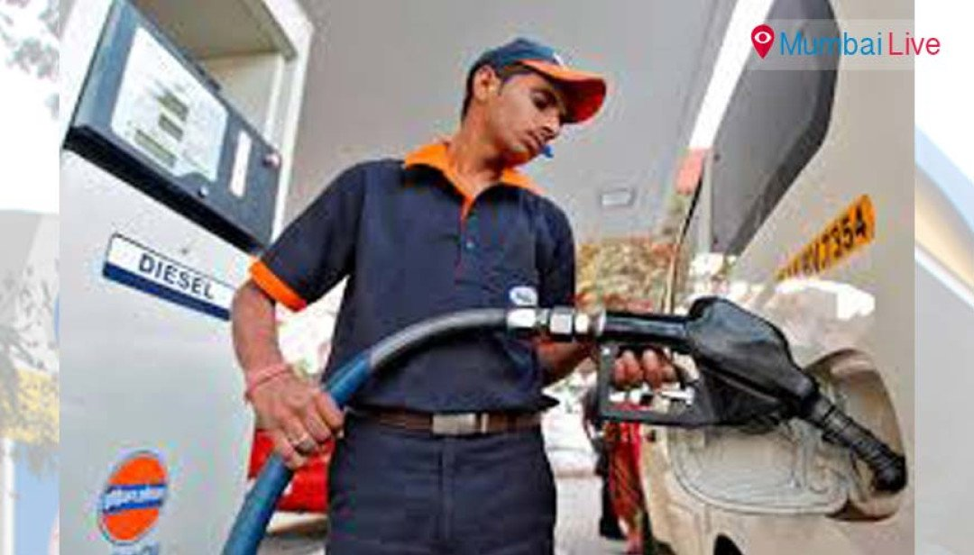 Petrol pumps run out of gas?