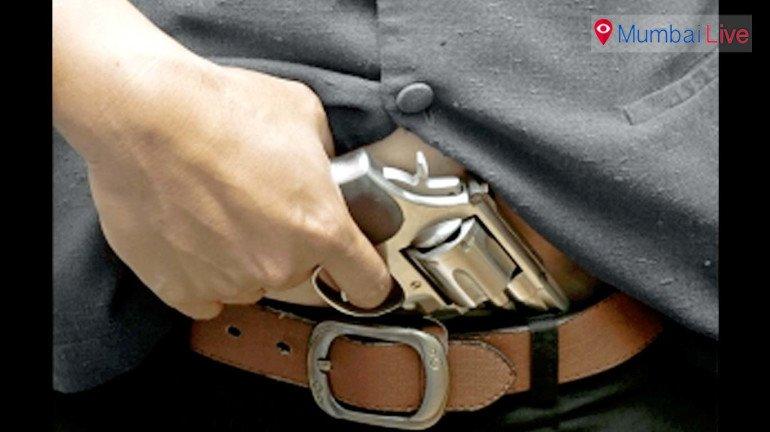 Police arrest man with illegal gun