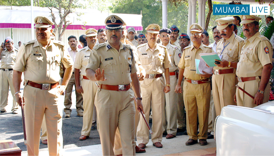 Mumbai Police Gears up for Anant Chaturdashi