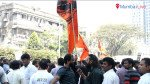 Dull Response to Maratha Kranti Morcha