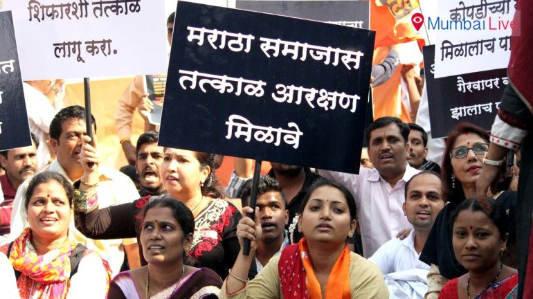 Maratha community demands reservation in OBC, threatens to stage protest