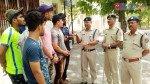 Wadala Railway police alert on Holi