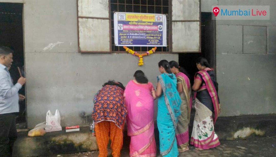 Ghatkopar police quarters' to get new facilities