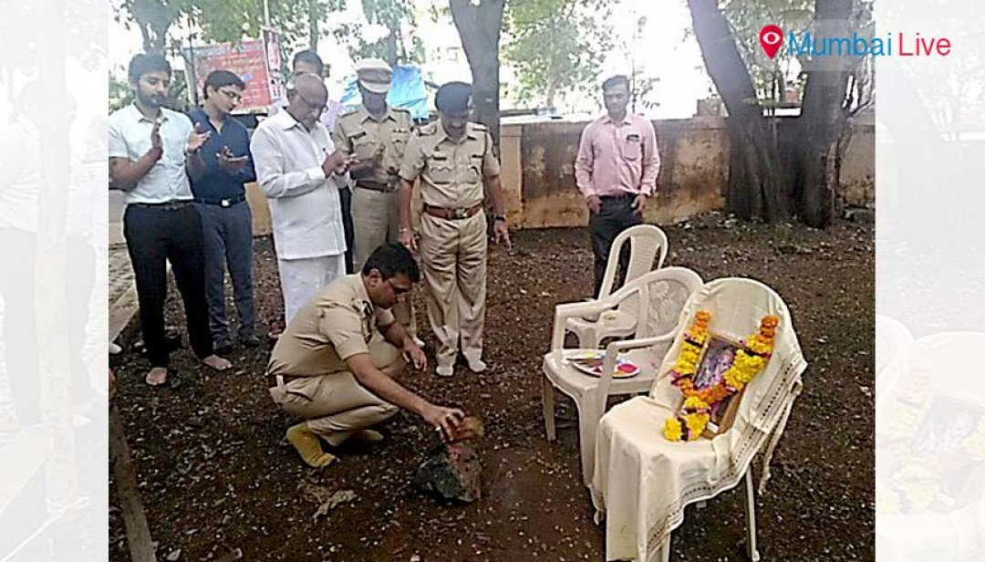 Ghatkopar police quarters' to get new facilities