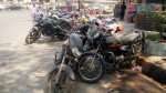Two wheeler problem for Mahim residents