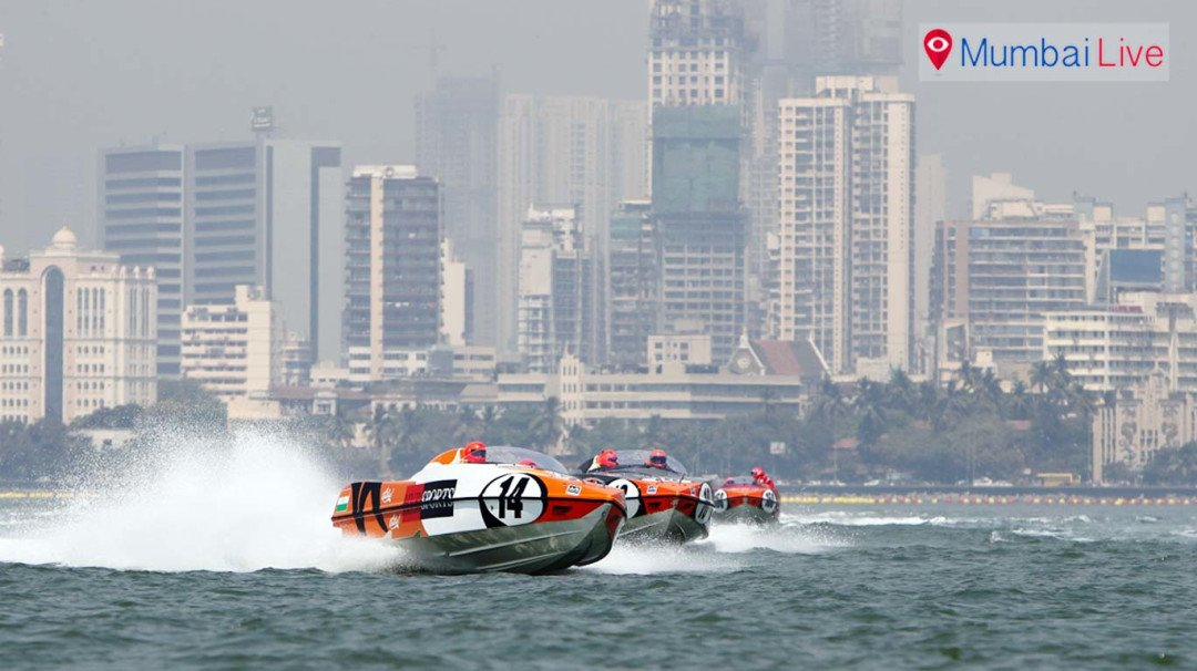 Mumbai to host Powerboat Racing 2017