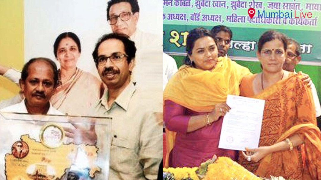 Sena leader prefers party over wife
