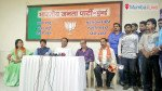 BJP candidates geared up for campaigning