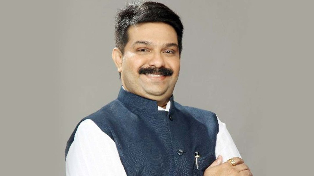 BJP nominates Prasad Lad in the Maharashtra Council by-poll