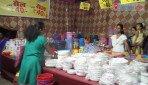 Sale at Pratiksha Nagar gets good response