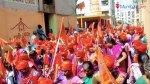 प्रतीक्षानगर में गुडी पाडवा पर धूमधाम से निकाली गई शोभायात्रा