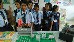 विज्ञान प्रतियोगिता का आयोजन