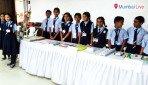 Science exhibition at Dahisar school