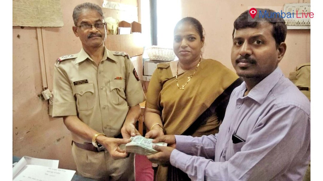 RPF lend a helping hand to blind commuters