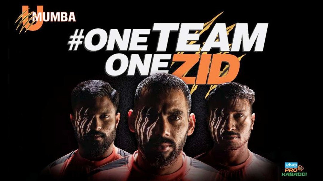 U Mumba face Puneri Paltan in PKL Season 5 opener