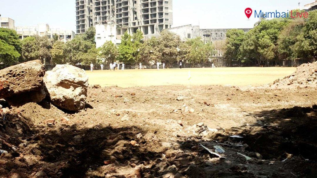 पुरंदरे स्टेडियम वाचवण्यासाठी स्थानिक नागरिक आक्रमक