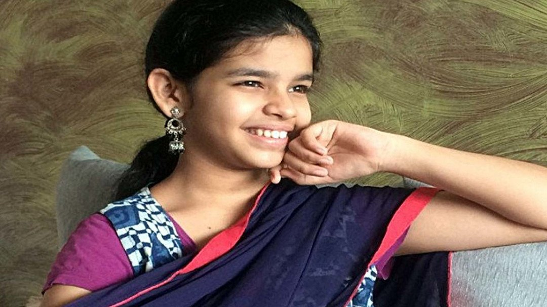 Children's Day special - Kshirja Raje, a selfless kid who lives for others