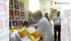 NSS students paid homage to 26/11 martyrs