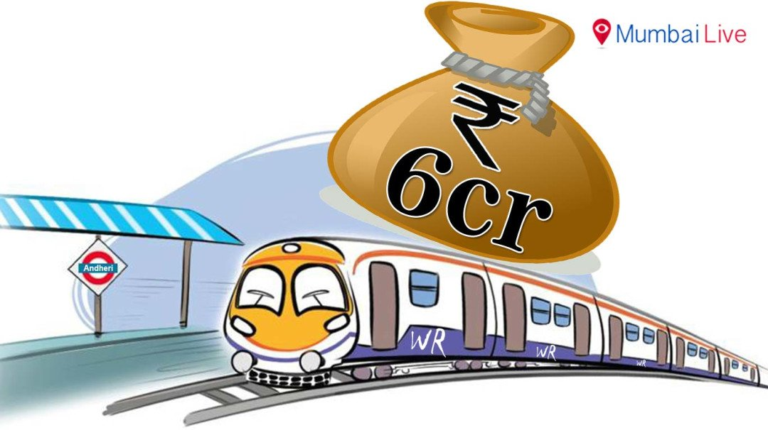 WR recovers whopping 6.70 crores in fine