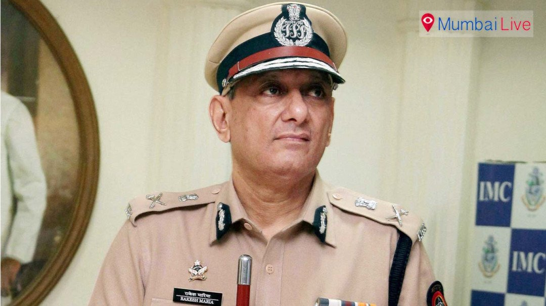 Supercop Rakesh Maria retires