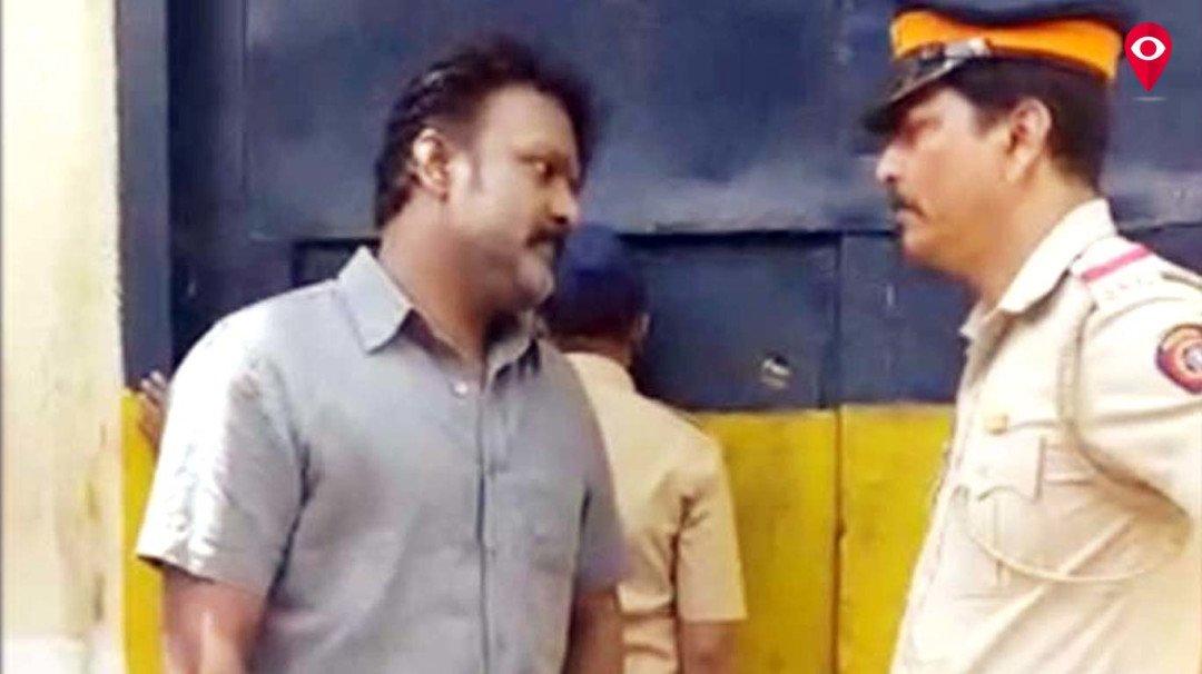 Jailed NCP MLA files complaint bribe against cop