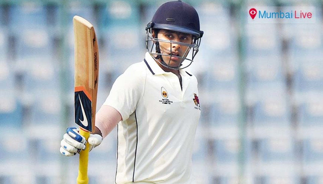 Ranji Trophy - Mumbai marches ahead