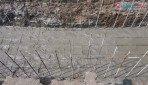 चोरों पर नकेल कसने के लिए आरसीसी गटर